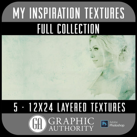 My Inspiration - 12x24 Layered Textures - Full Collection