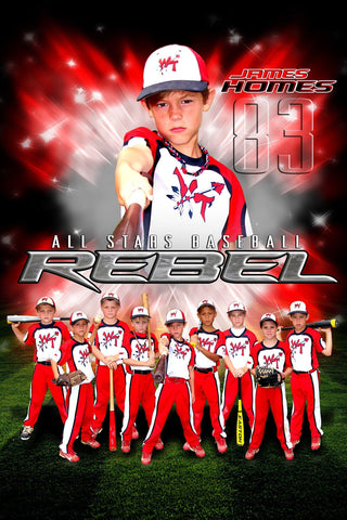 REBEL - NEXT Series - T&I Poster/Banner VMM