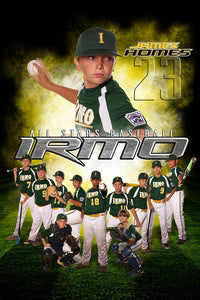 IRMO - NEXT Series - T&I Poster/Banner VMM