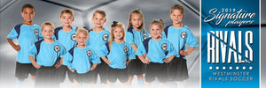 Soccer - v.1 - Signature Player - Team Panoramic-Photoshop Template - Photo Solutions