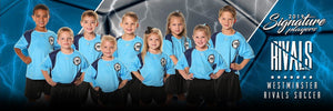 Soccer - v.3 - Signature Player - Team Panoramic-Photoshop Template - Photo Solutions