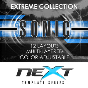 SONIC - Next Series - Extreme Collection