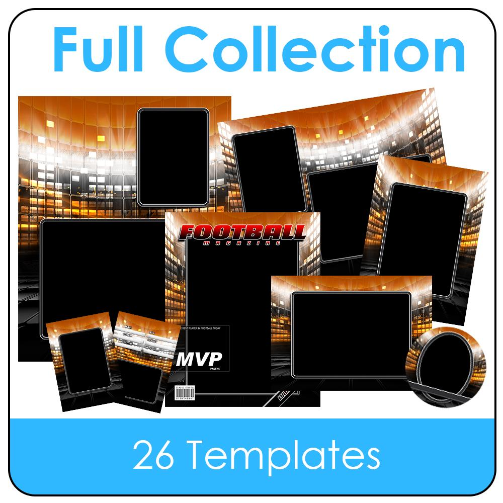 Equalizer - T&I - Full Drop In Collection-Photoshop Template - Photo Solutions