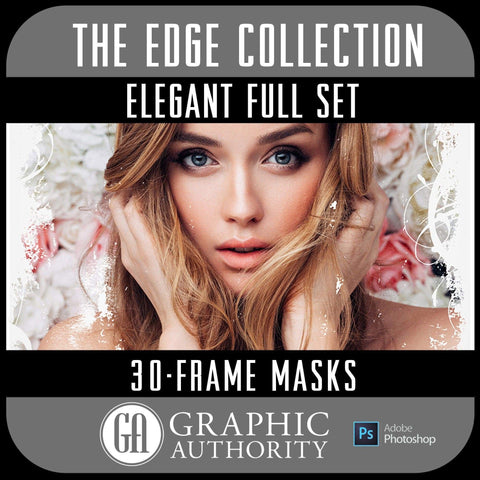 The EDGE Collection - ELEGANT - Full Collection - Frames
