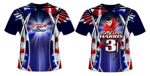 USA v.1 - Sportswear Downloadable Template Photo Solutions PSMGraphix