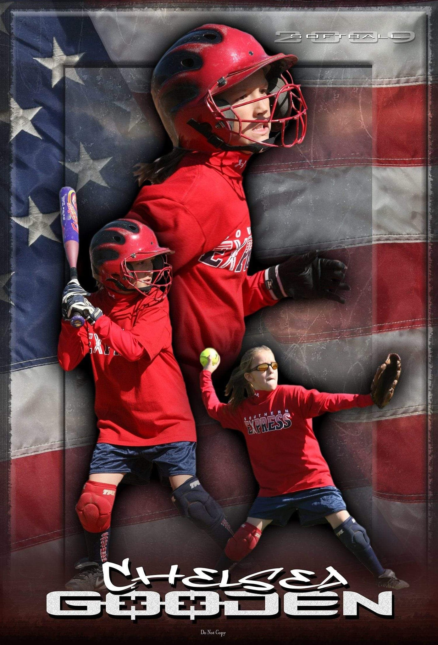 USA v.2 - Action Extraction Poster/Banner Downloadable Template Photo Solutions PSMGraphix