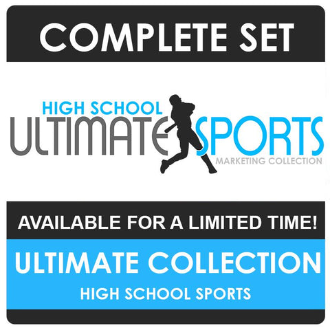 Ultimate High School Sports Marketing Collection