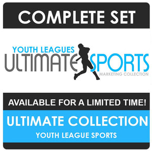 Ultimate Youth Sports Marketing Collection Downloadable Template Photo Solutions PSMGraphix