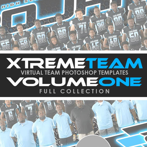 01 - Xtreme Team - V1.2 - Full Photoshop Template Collection-Photoshop Template - Photo Solutions