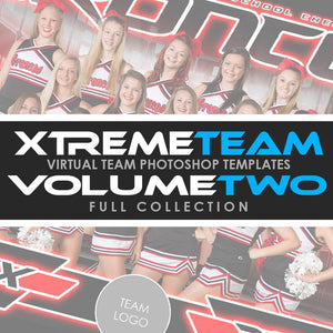 02 - Xtreme Team - V2.2 - Full Photoshop Template Collection Downloadable Template Photo Solutions PSMGraphix