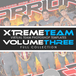 03 - Xtreme Team - V3.2 - Full Photoshop Template Collection Downloadable Template Photo Solutions PSMGraphix
