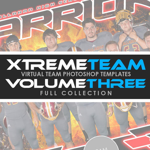 03 - Xtreme Team - V3.2 - Full Photoshop Template Collection-Photoshop Template - Photo Solutions