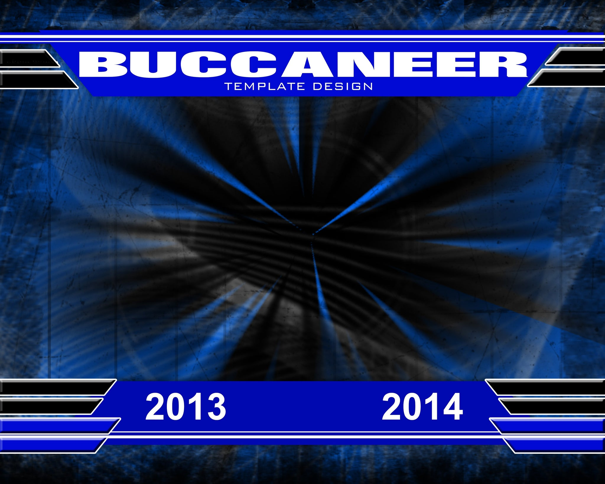 Buccaneer v.1 - Xtreme Team-Photoshop Template - Photo Solutions