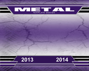 Metal v.1 - Xtreme Team Downloadable Template Photo Solutions PSMGraphix
