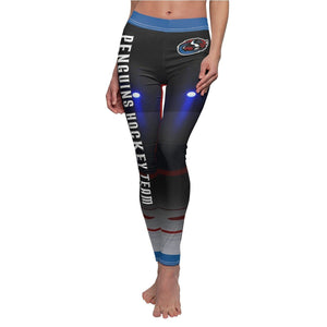 Face Off - V.2 - Extreme Sportswear Cut & Sew Leggings Template-Photoshop Template - Photo Solutions