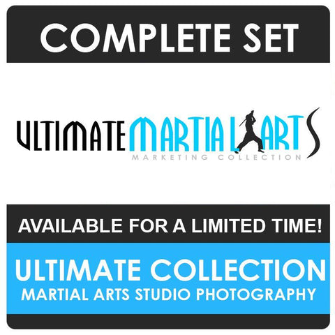 Ultimate Martial Arts Marketing Collection Downloadable Template Photo Solutions PSMGraphix
