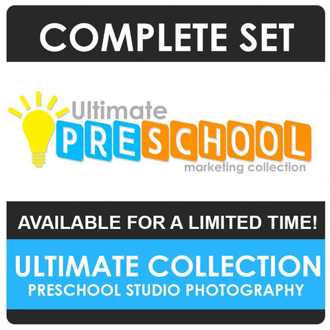 Ultimate PreSchool Marketing Collection