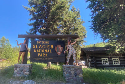 5 DAYS AND 52 MILES IN GLACIER NATIONAL PARK, MT