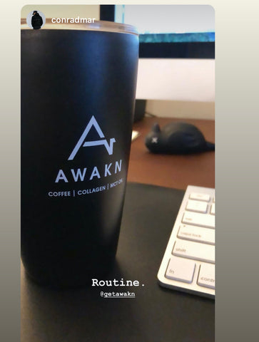 AWAKN Routine