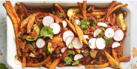 Paleo Chili Fries