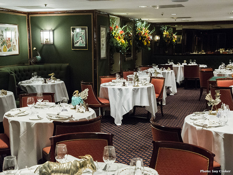 Six of The Best: London Fine Dining Experiences