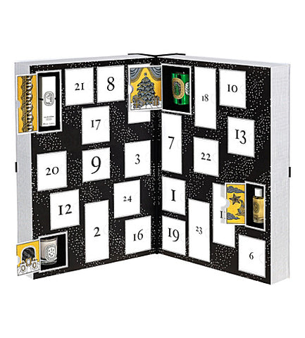 The best advent calendars – Diptyque from Selfridges.com