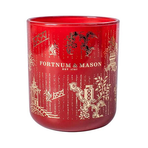 Scent your surroundings- Fortnum's candle from Fortnum & Mason website