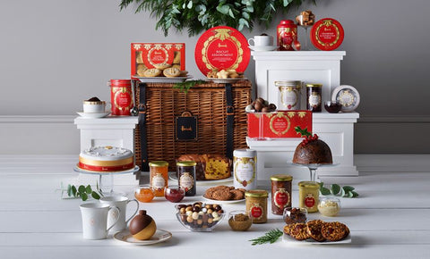 The best hampers in the world- Harrods hamper from Harrods.com