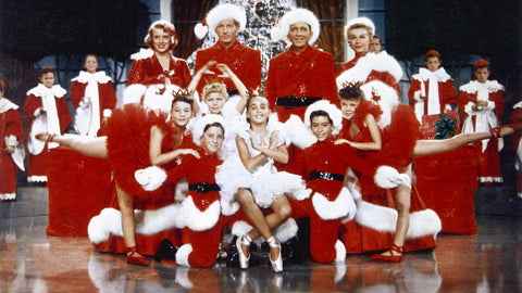 Curl up with a Christmas movie – Still from White Christmas from Sky.com