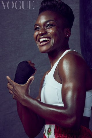 Vogue Nicola Adams