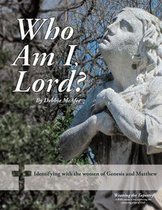 Who Am I Lord?