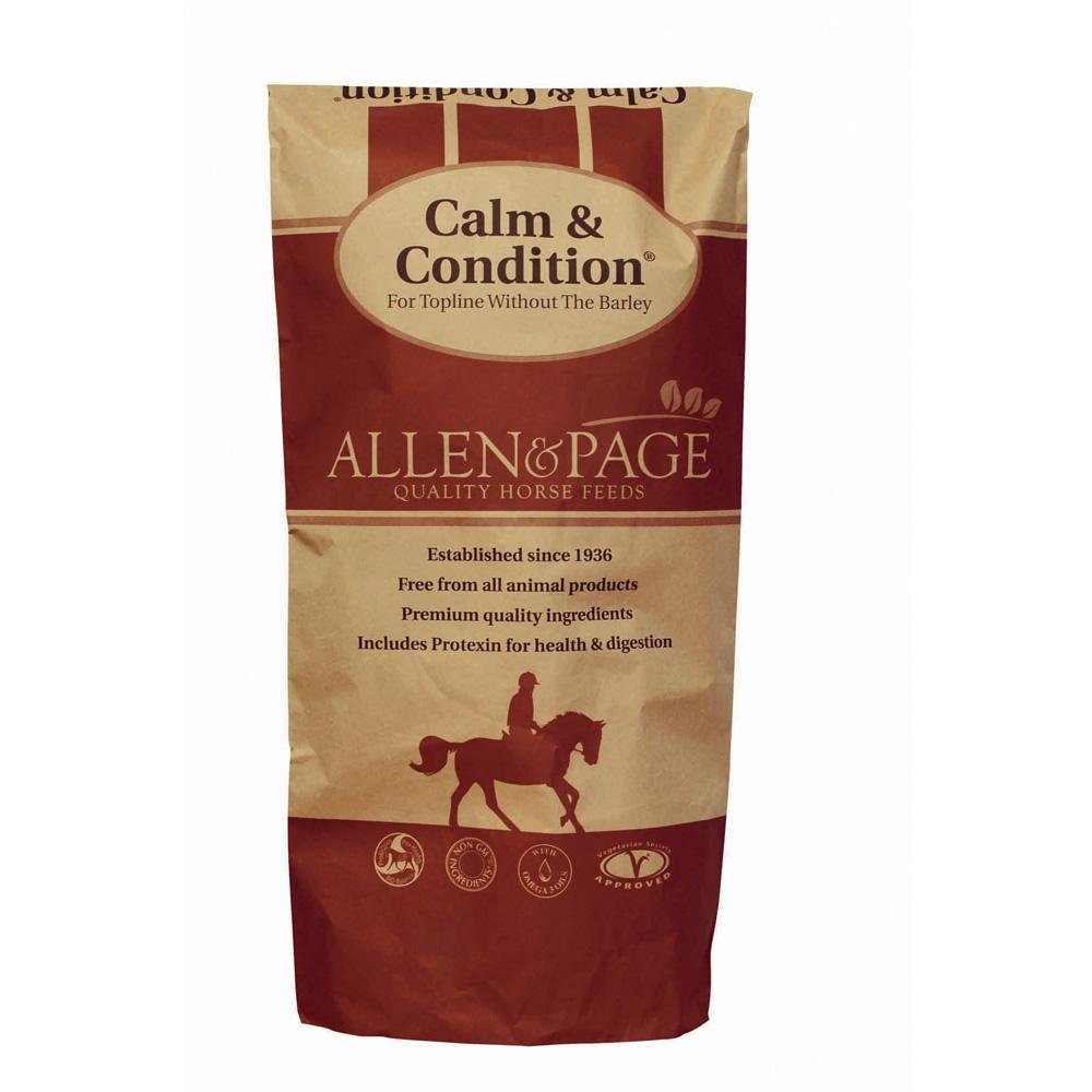 Allen & Page - Calm & Condition - Jacks Pet and Country