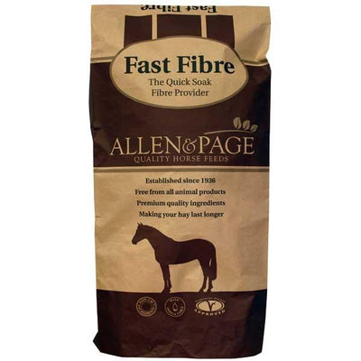 Allen & Page Fast Fibre 20kg - Jacks Pet and Country