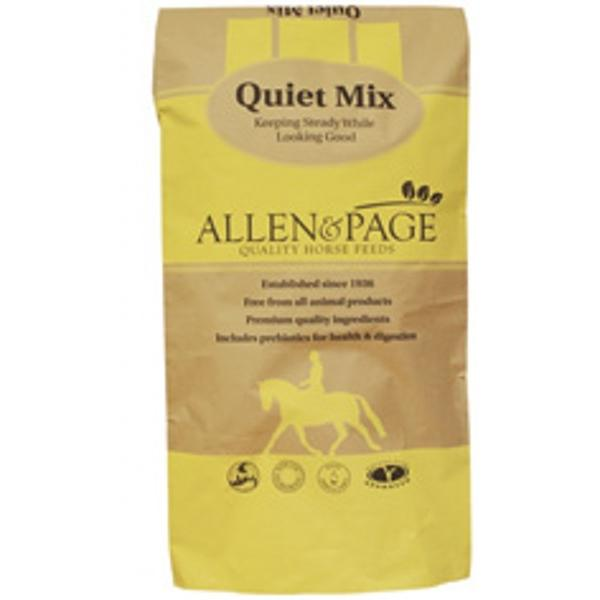 Allen & Page Quiet Mix - Jacks Pet and Country