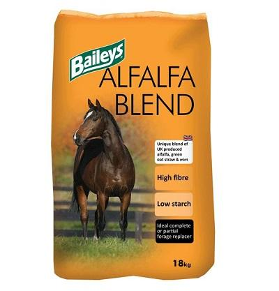 Baileys Alfalfa Blend 18kg - Jacks Pet and Country