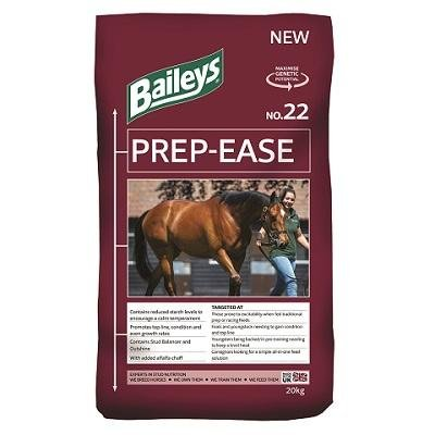 Baileys No. 22 Prep-Ease 20kg - Jacks Pet and Country