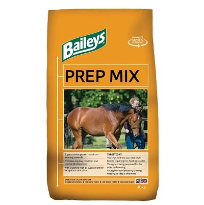 Baileys Prep Mix 20kg - Jacks Pet and Country