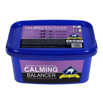 Blue Chip Super Concentrated Calming Balancer 3kg - Jacks Pet and Country