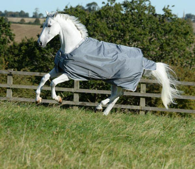Bucas Turnout Rug, Smartex Rain, No Fill - Jacks Pet and Country
