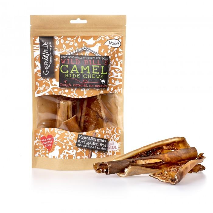 Camel Hide Dog Chews - Jacks Pet and Country