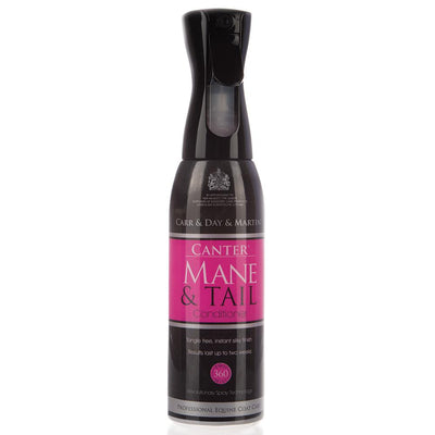 Car Day & Martin Canter 360 Mane & Tail Spray 600ml - Jacks Pet and Country
