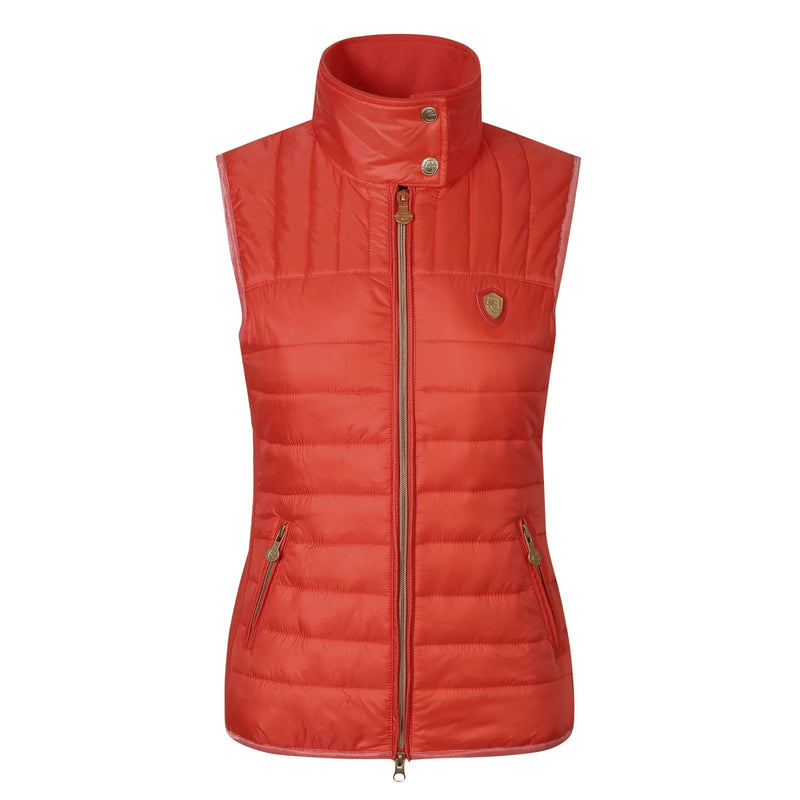 Covalliero Padded Coral Gilet Waistcoat - Jacks Pet and Country