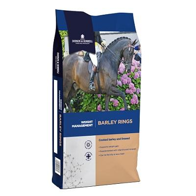 Dodson & Horrell Barley Rings 15kg - Jacks Pet and Country