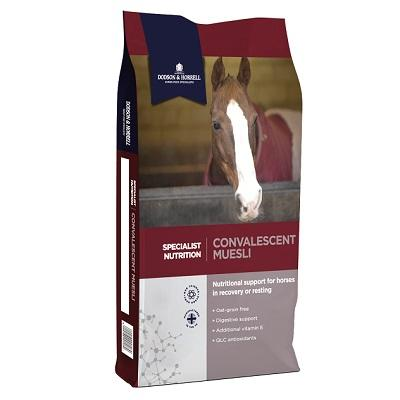 Dodson & Horrell Convalescent Muesli 20kg - Jacks Pet and Country