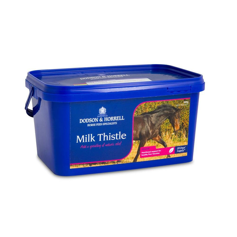Dodson & Horrell Milk Thistle 500g - Jacks Pet and Country