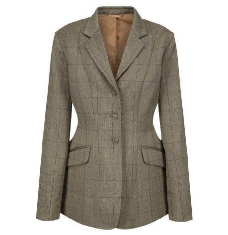 Equetech Foxbury Tweed Riding Jacket - Jacks Pet and Country