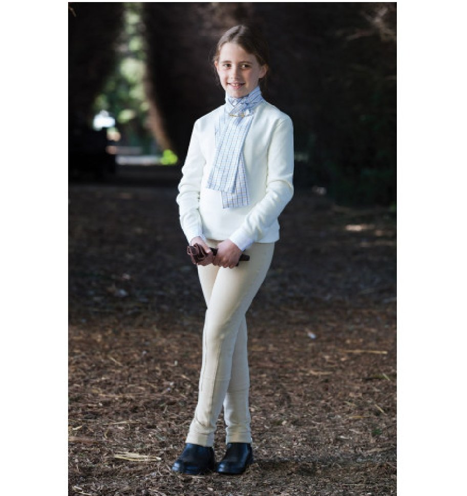 Equetech Junior Prima Jodhpurs - Jacks Pet and Country