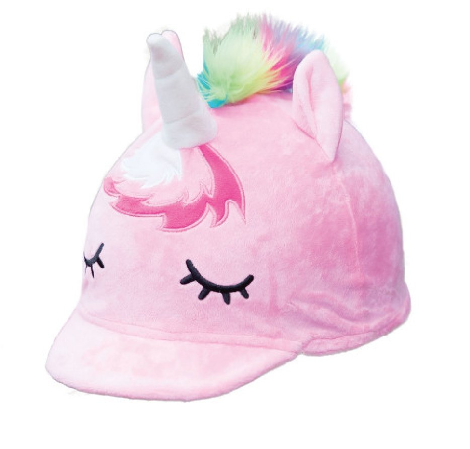 Equetech Unicorn Hat Silk - Jacks Pet and Country