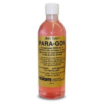 Gold Label Paragon Horse Shampoo 500ml - Jacks Pet and Country