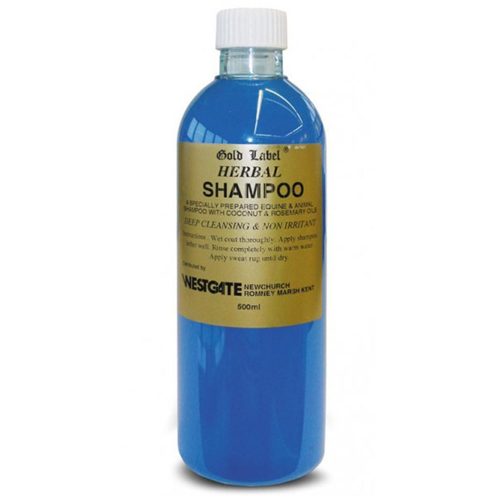 Gold Label Stock Shampoo Herbal 500ml - Jacks Pet and Country